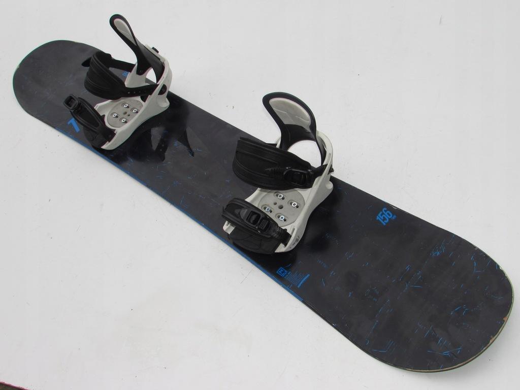 Deska snowboardowa NITRO 156 CM (nr2)
