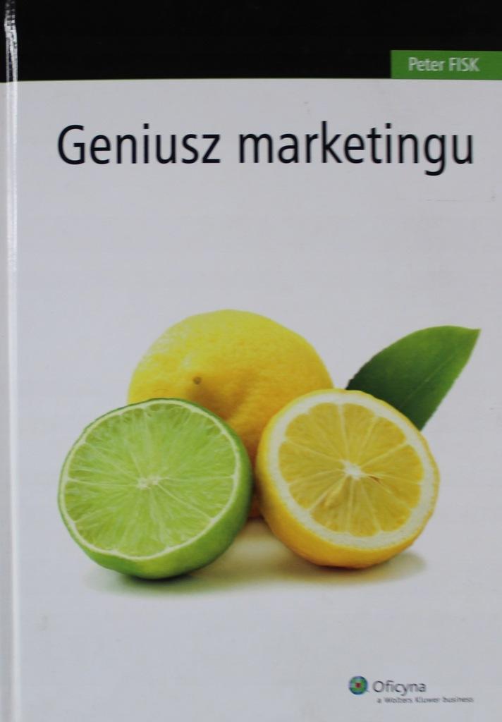 Peter Fisk - Geniusz marketingu