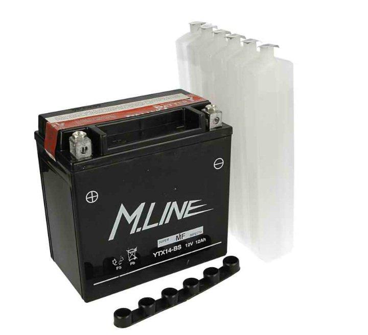 Akumulator bezobsługowy Husqvarna SM TE 610
