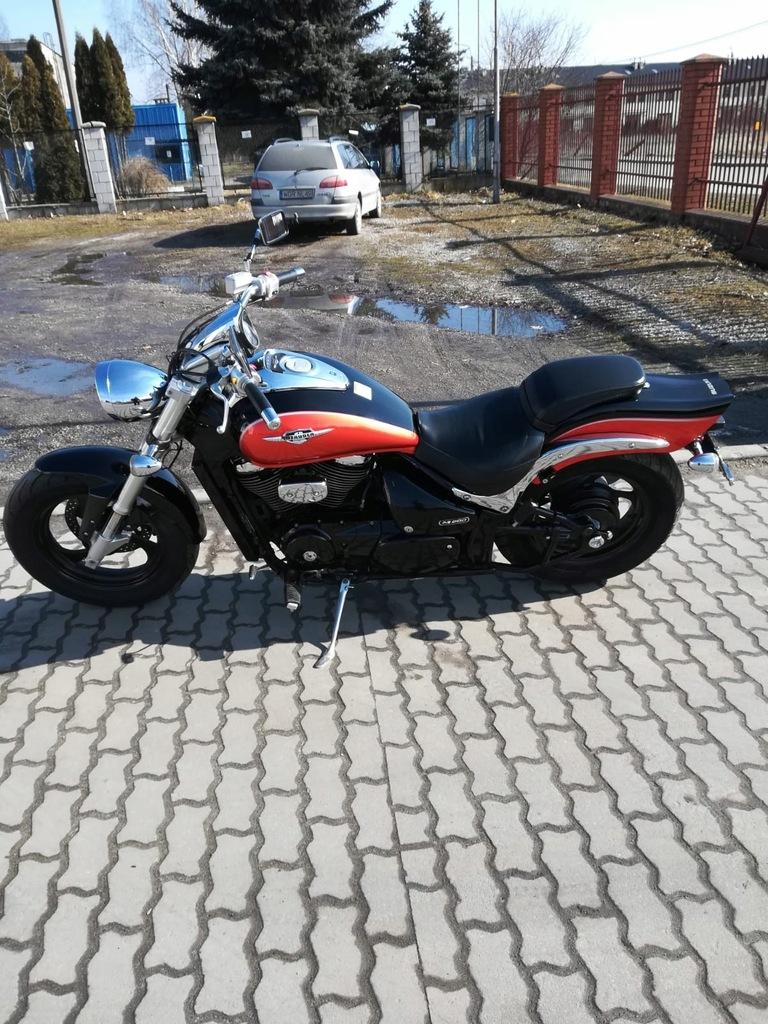 Suzuki M 800 Intruder