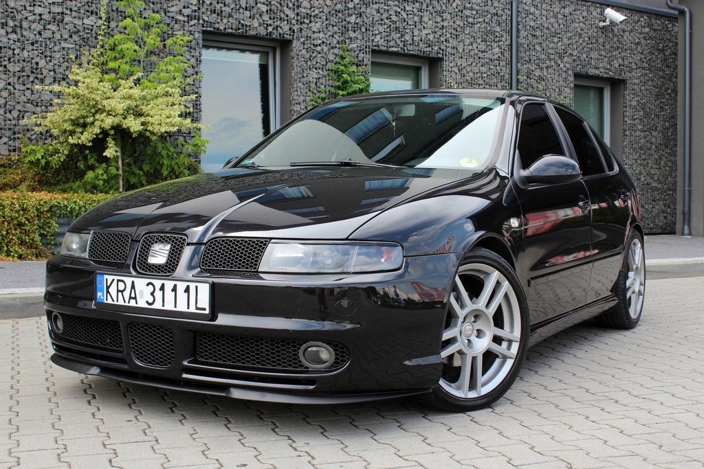 Piekny Seat Leon Top Sport 1 9 Tdi Arl 150km 8480010397 Oficjalne Archiwum Allegro