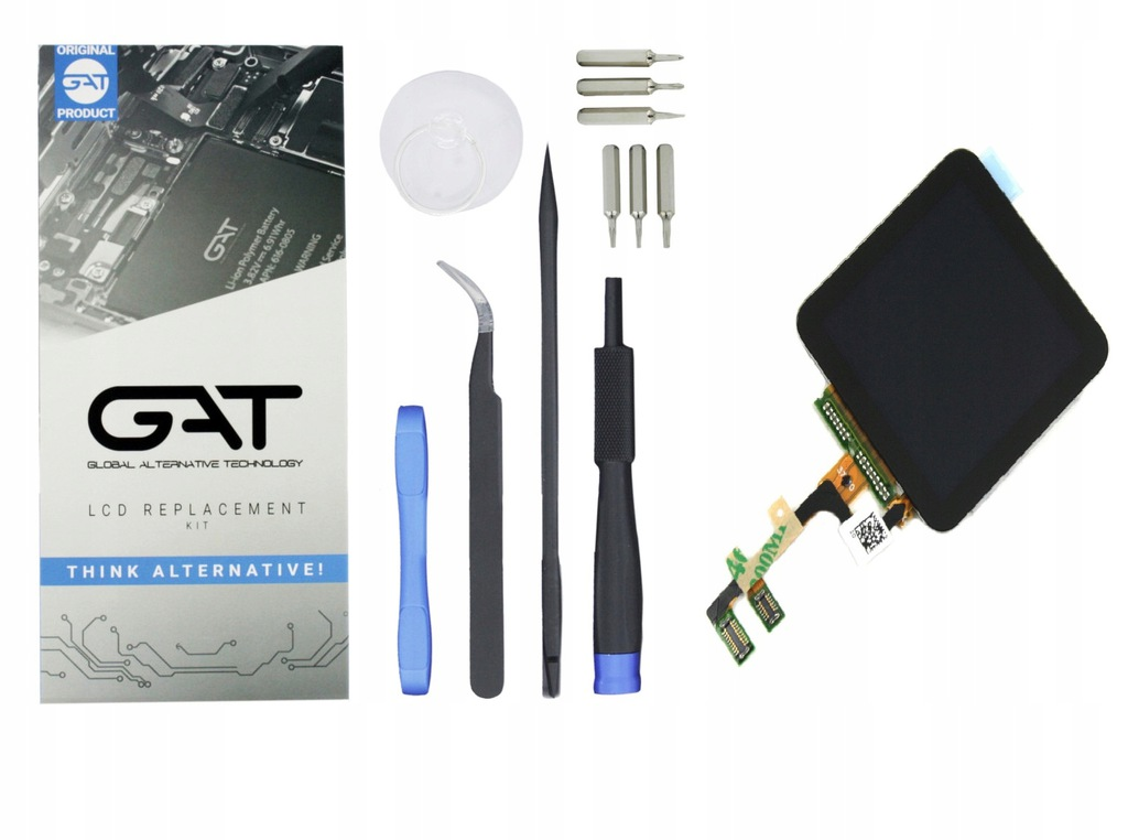 WYŚWIETLACZ LCD EKRAN IPOD IPODA NANO 6 G 6G NOWY