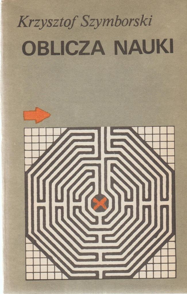 OBLICZA NAUKI Krzysztof Szymborski - 7564452605 - oficjalne archiwum Allegro