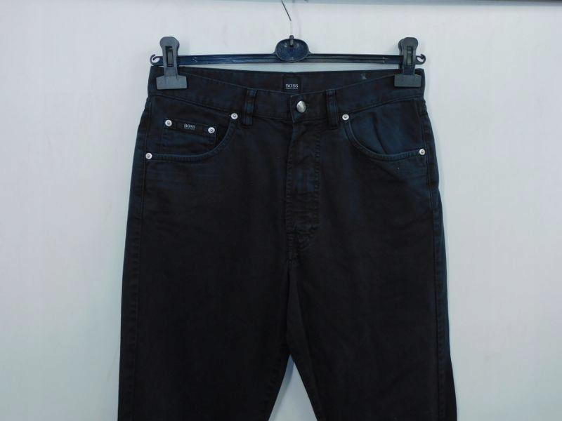 Hugo Boss Arkansas spodnie męskie 32/34 vintage