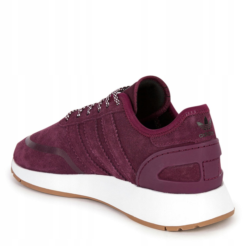 Buty Adidas N 5923 B37289 Bordowe Sneakersy 35,5