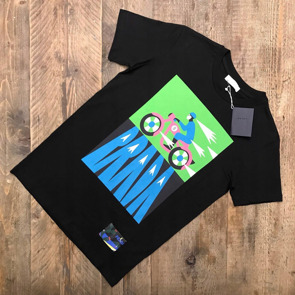 PRADA - tshirt / ToP MoDeL / SALE / Roz.S