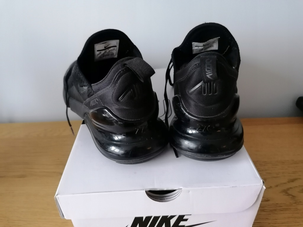 Oryginalne, Pudełko, Nike Air Max 270 roz.44