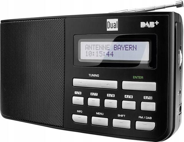 Radio DAB+ FM Dual DAB 5.1