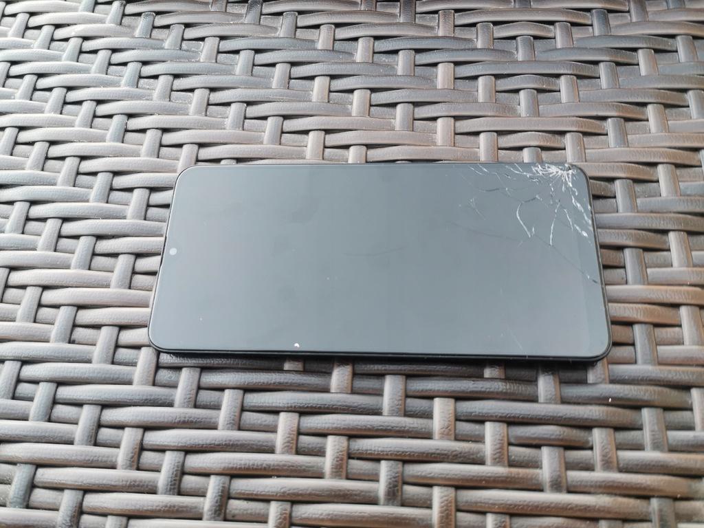Wyświetlacz LCD SAMSUNG A10 A105 ORYGINAŁ ZBITY