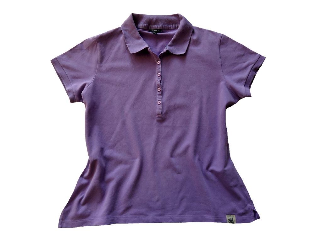 GANT bawełniana koszulka polo XL