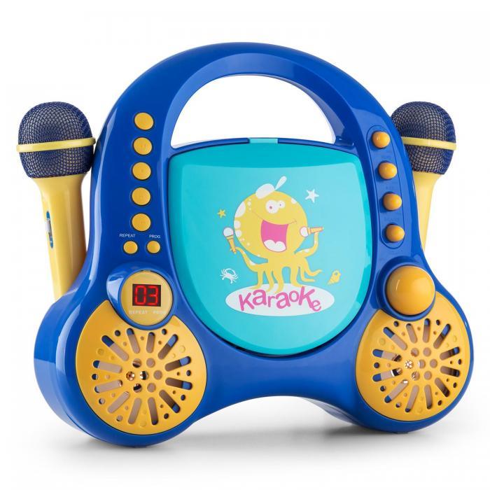 Zestaw do karaoke dla dzieci Auna Rockpocket