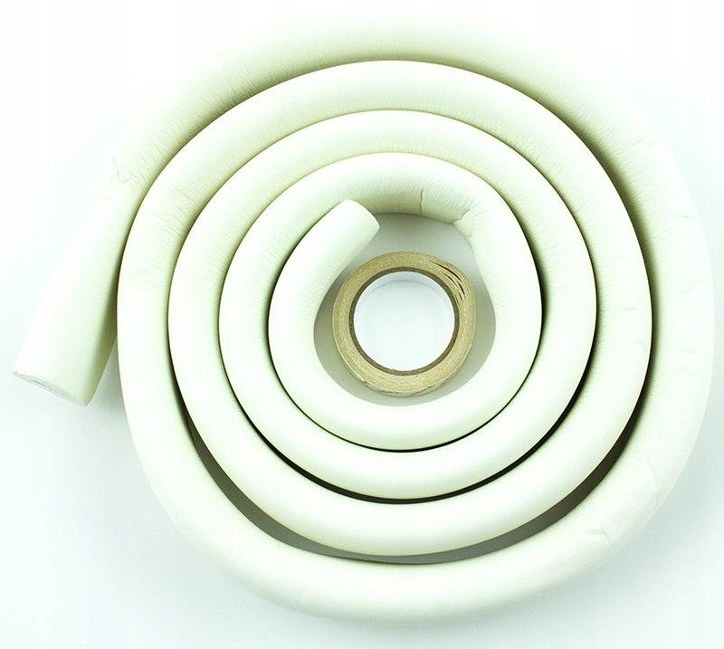 Taśma piankowa zabezpieczająca piankowa biały 3,3x