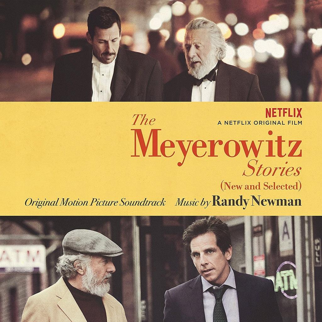 Randy Newman - The Meyerowitz Stories [VINYL]