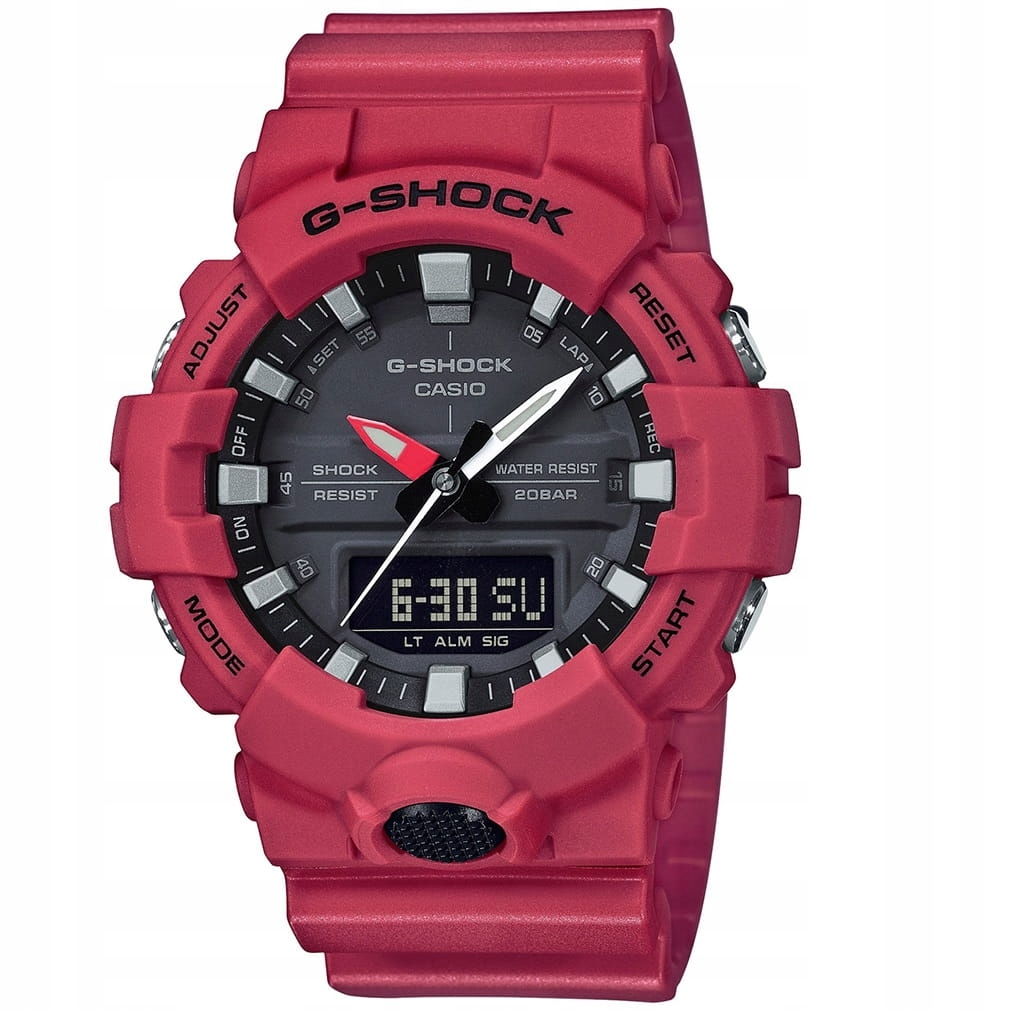 Zegarek Casio G-Shock GA-800-4A