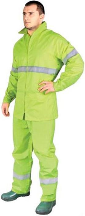 Ubranie przeciwdeszczowe Kurtka + Spodnie r: XL