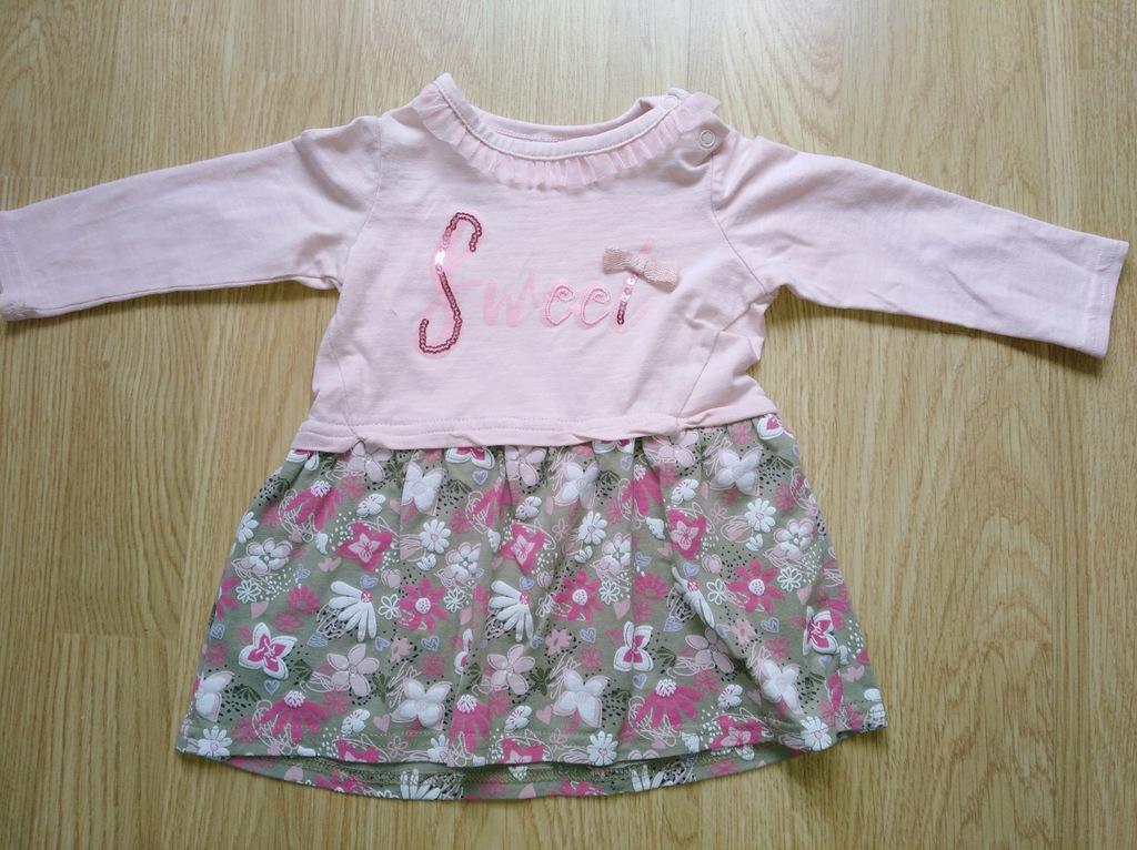 Sukienka dresowa COCCODRILLO 68