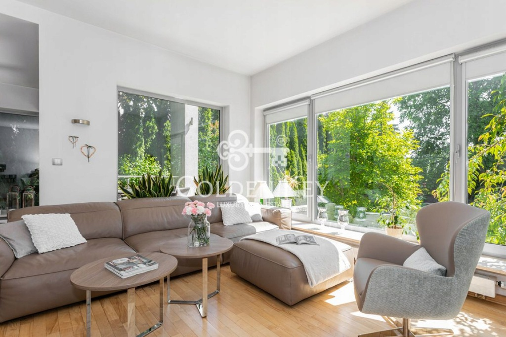 Dom, Warszawa, Wilanów, Zawady, 360 m²