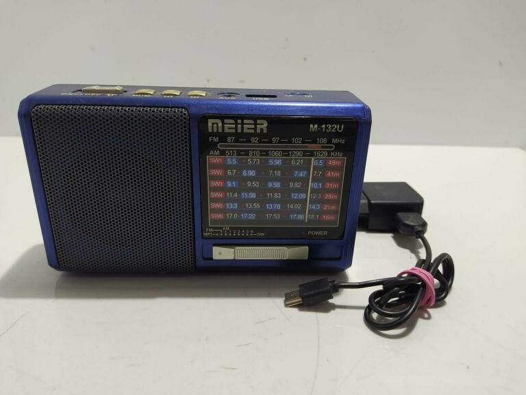 RADIO MEIER M-132U