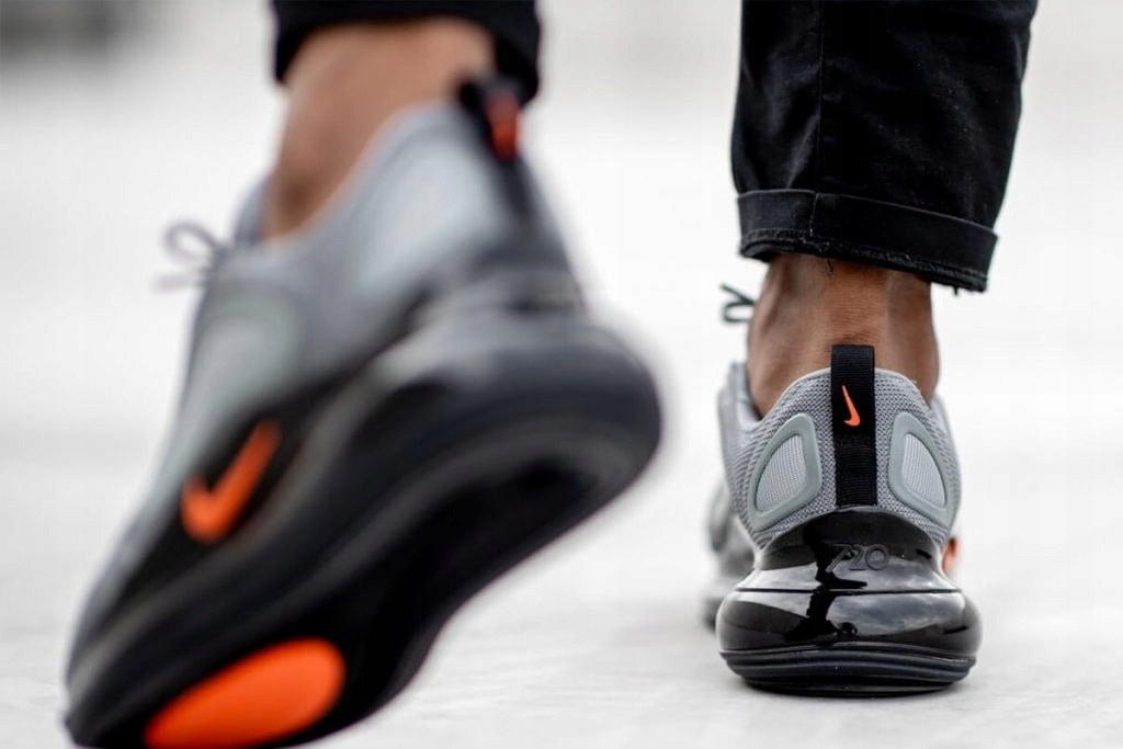 Nike Air Max 720 Cool GreyOrange CK0897 001 r.43