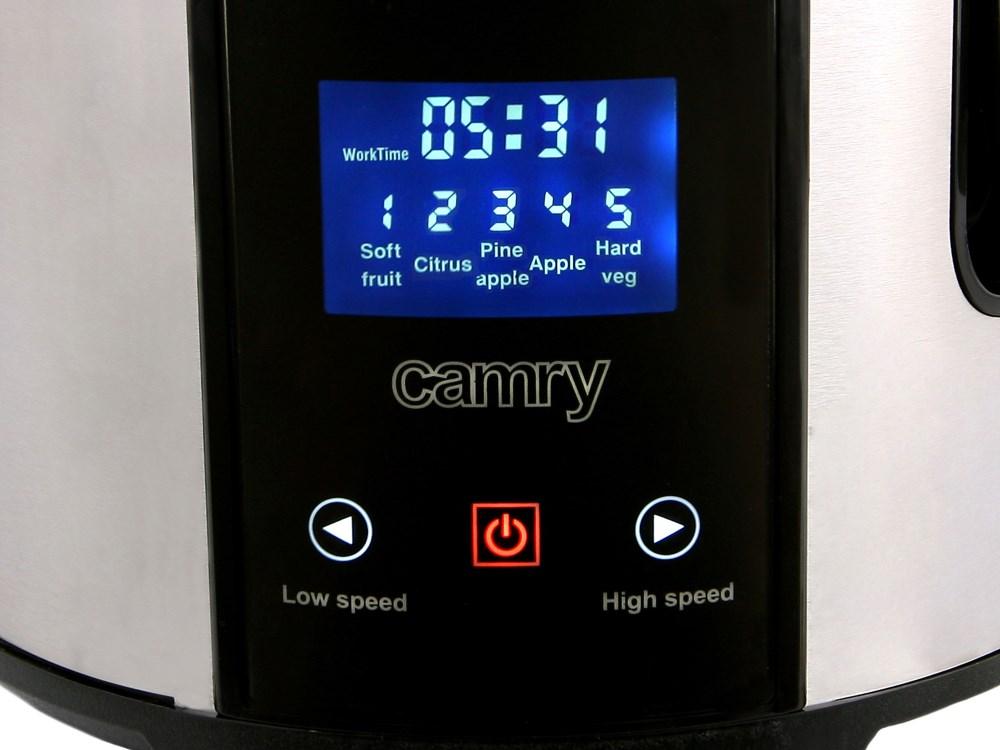 CAMRY CR4115 SOKOWIRÓWKA Z WYŚWIETLACZEM LCD 7004451677