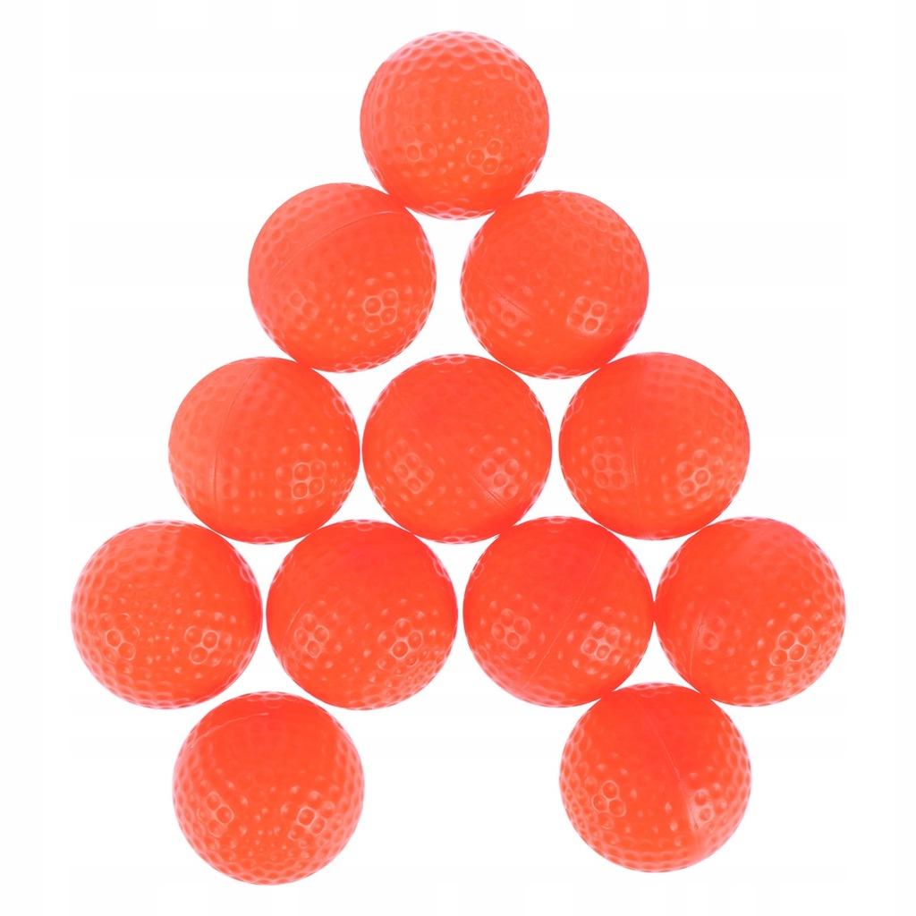 12 sztuk Piłki golfowe Sport PU Piłka do golfa Ind