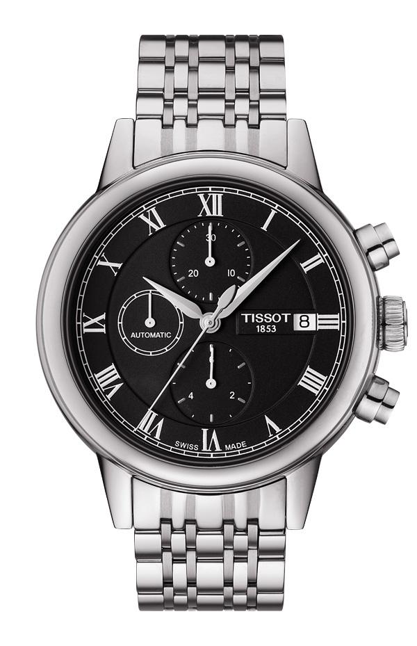 Tissot T085.427.11.053.00 Zegarek Tissot Carson Automatic