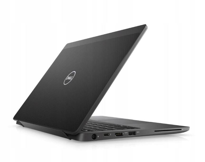 "Dobry laptop Dell Latitude 7300 Black, 13.3 """