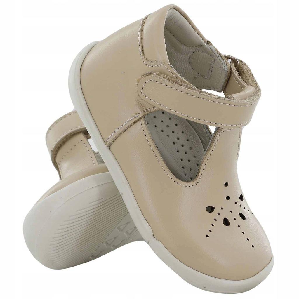 ORTOFARM obuwie dla niemowląt zdrowotne OF-F-046