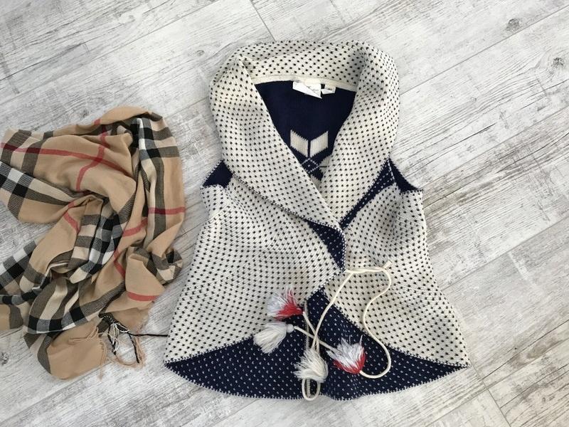 H&M pulowerek sweterek XL 42 WOOL ALPACA