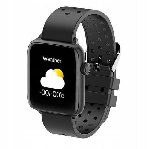Smartwatch BlitzWolf BW-HL1 Pro (czarny)
