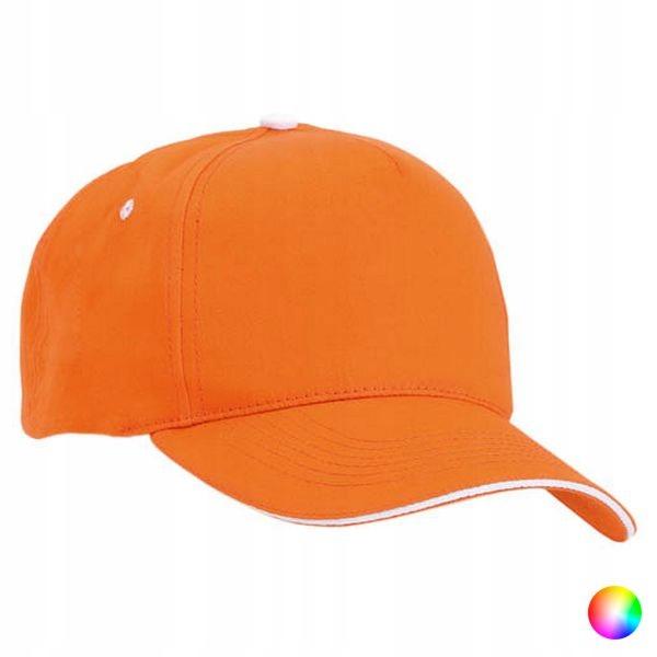 Czapka uniseks 143281 Pomarańczowy