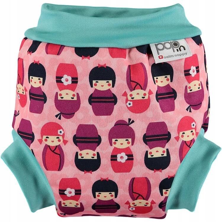 CLOSE pieluszka do pływania Kokeshi Doll S