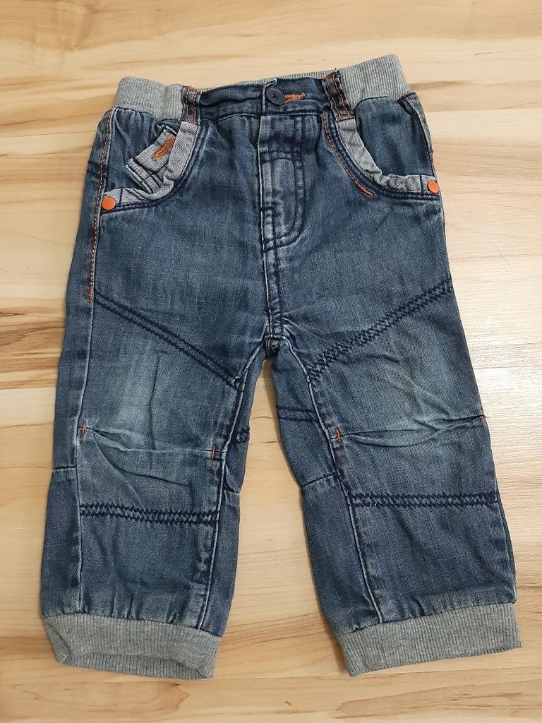 Piękne Spodnie, rozmiar 74 / 80 . GEORGE