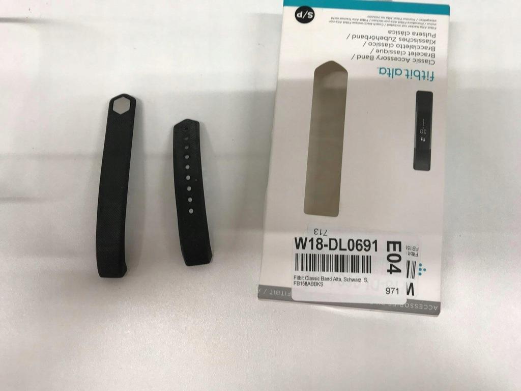 Pasek do Fitbit Classic Band Alta, S, FB158ABBKS