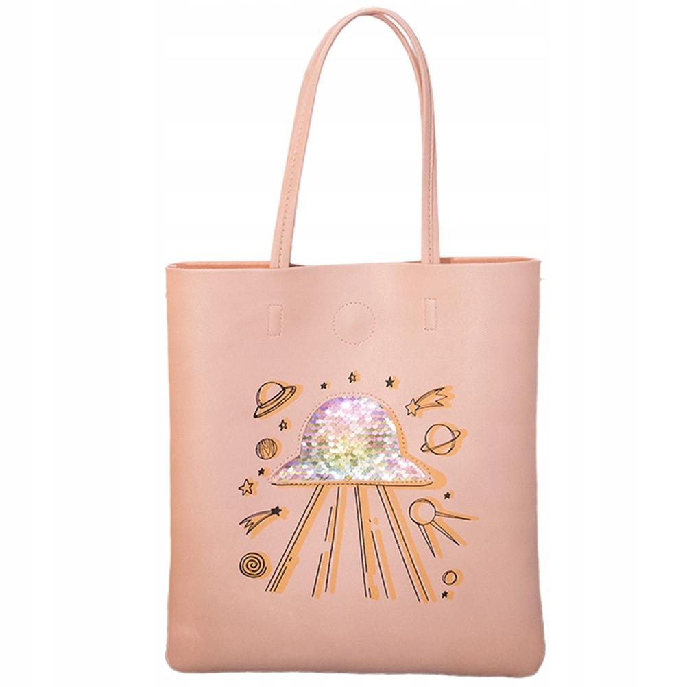 1Pc Modna torba na ramię PU Koreańska moda Torebka