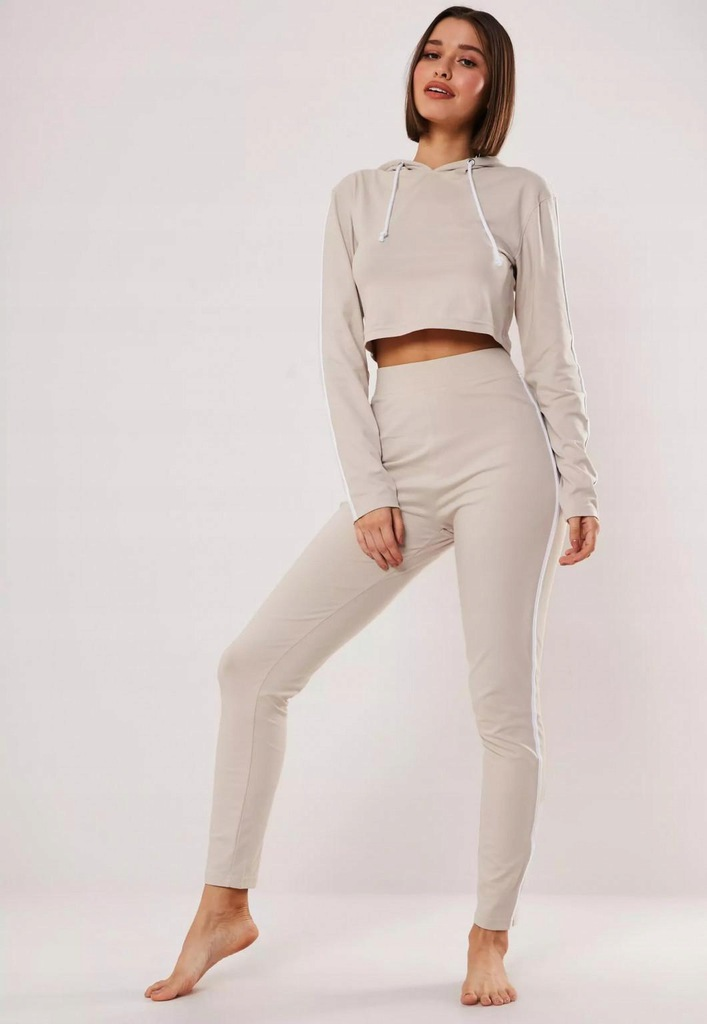 12B139 MISSGUIDED__MD1 DRES KOMPLET LAMPASY__L
