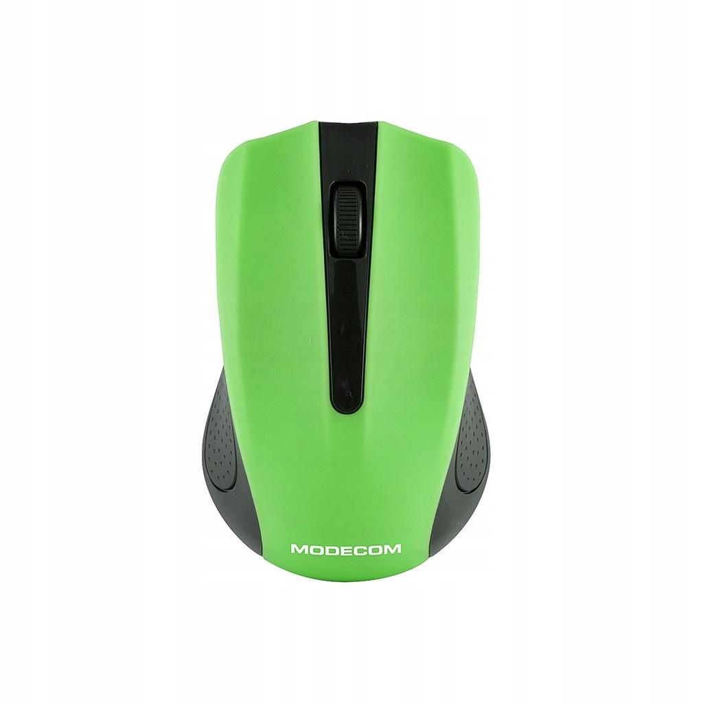 Bezprzewodowa mysz optyczna MODECOM MC-WM9 GREEN