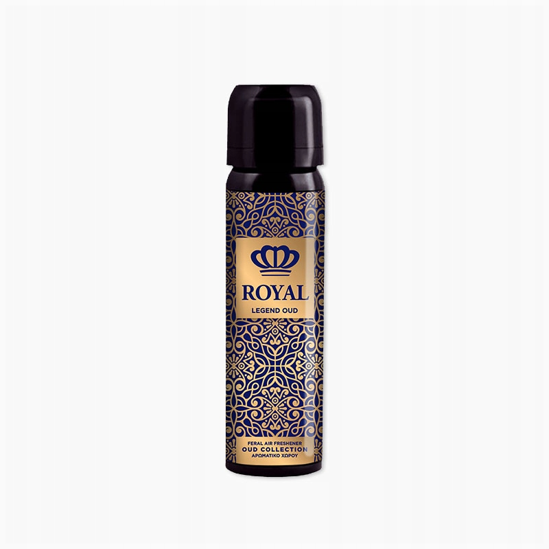 FERAL Royal Perfume Perfumy w aerozolu Legend Oud