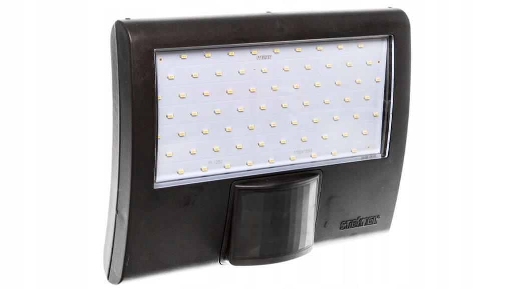Projektor LED z czujnikiem ruchu i zmierzchu 8 met