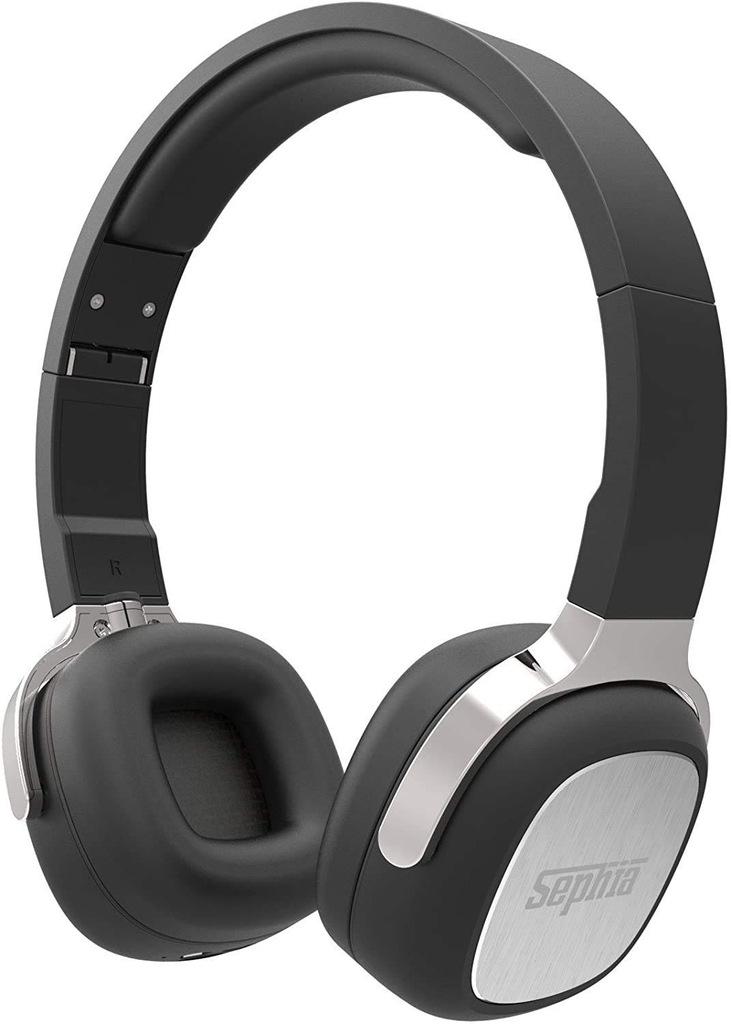 SEPHIA SX16 Bezprzewodowe słuchawki, Składane
