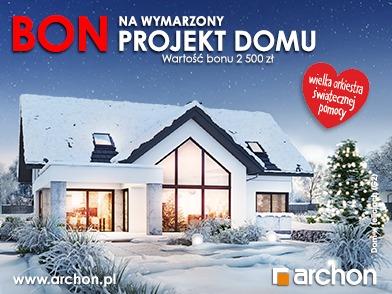 BON na wymarzony Projekt Domu ARCHON+