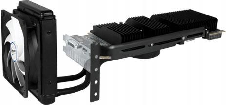 Chłodzenie wodne VGA GPU // Accelero Hybrid II 120