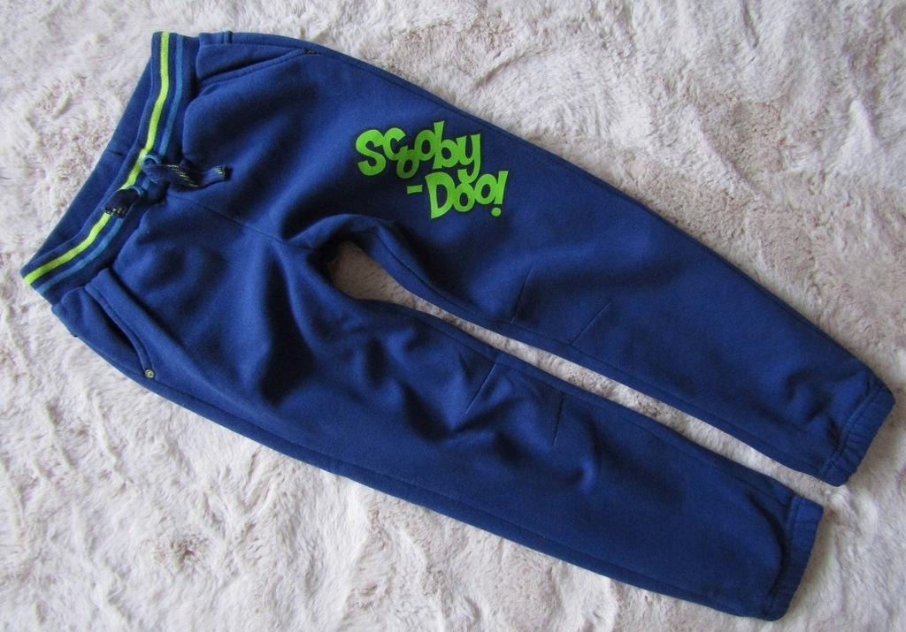 Spodnie dresowe SCOOBY-DOO Cool Club 128