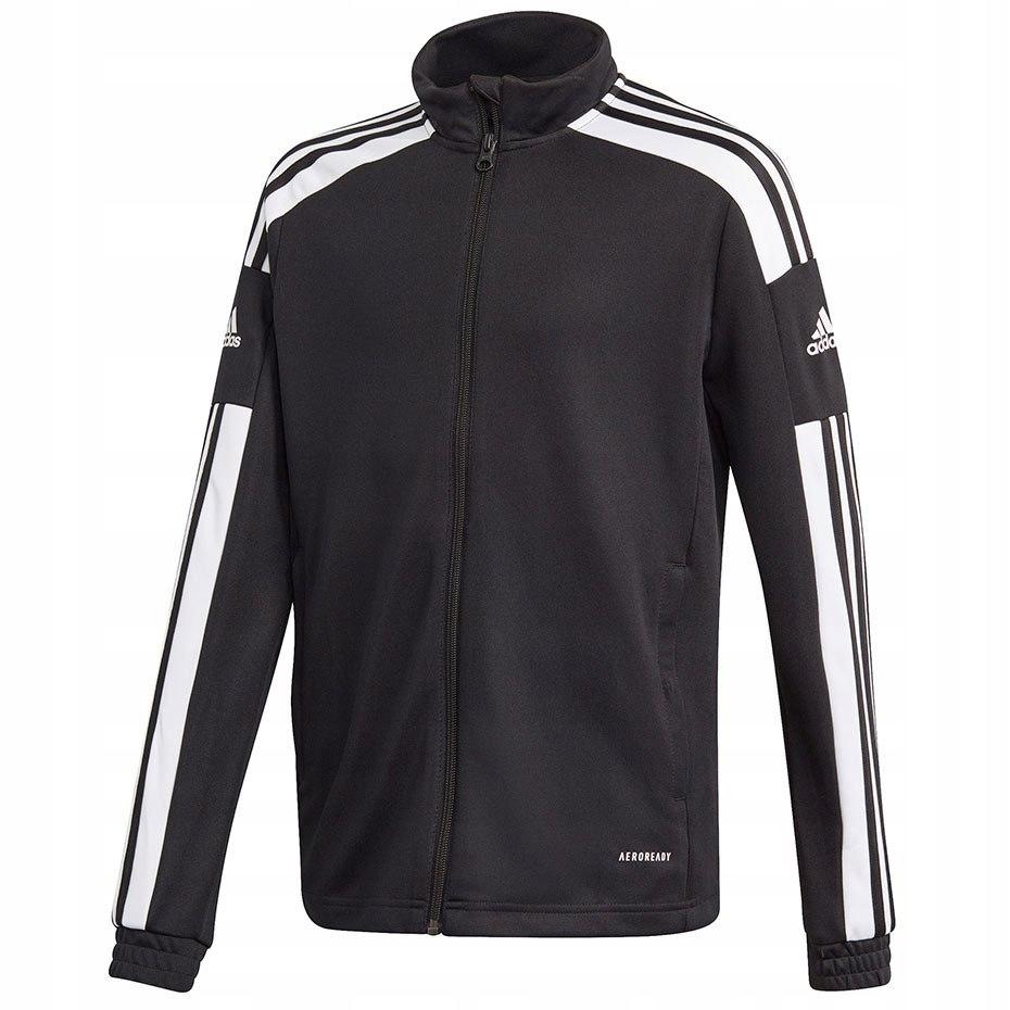 Bluza chłopięca treningowa adidas czarna 152 cm