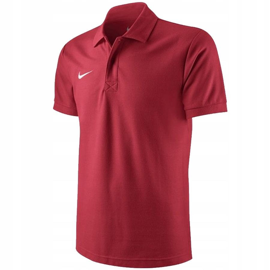 NIKE CORE POLO (S) Koszulka Męskie