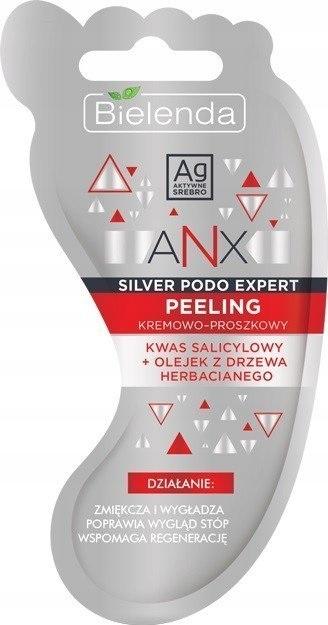 Bielenda ANX Silver Podo Expert Kremowo - Proszkow