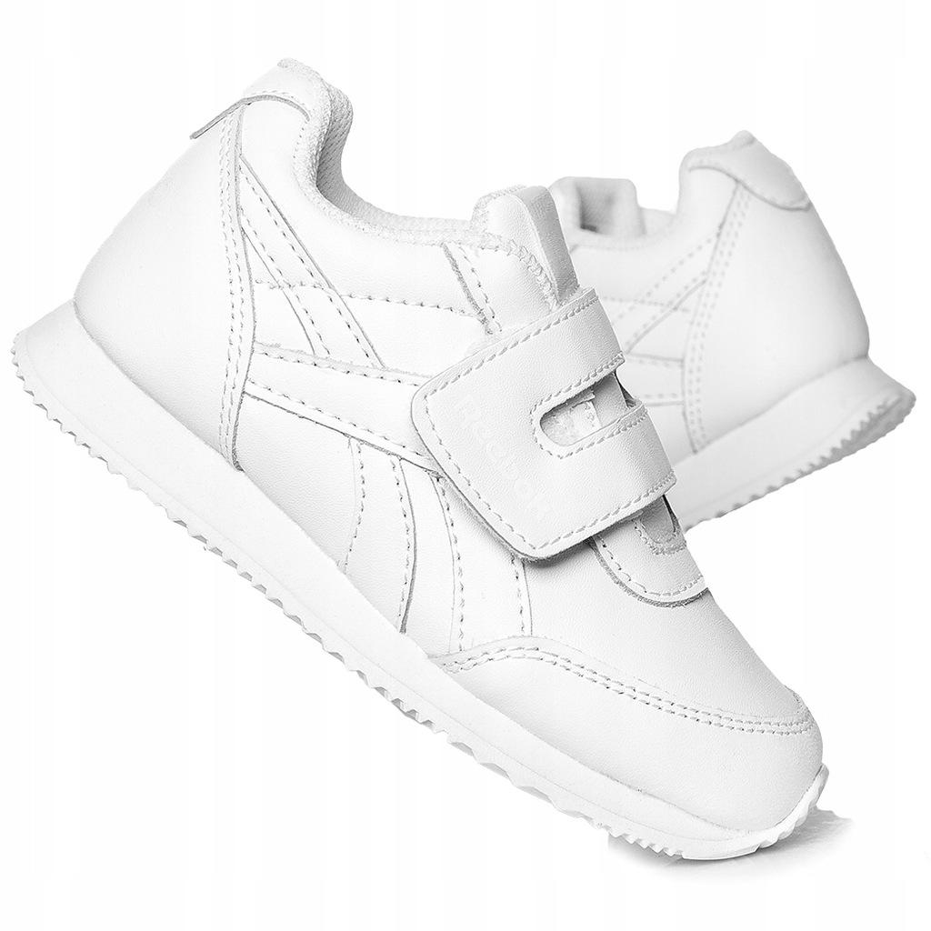 Reebok Royal Classic Jogger dziecięce białe [V70482