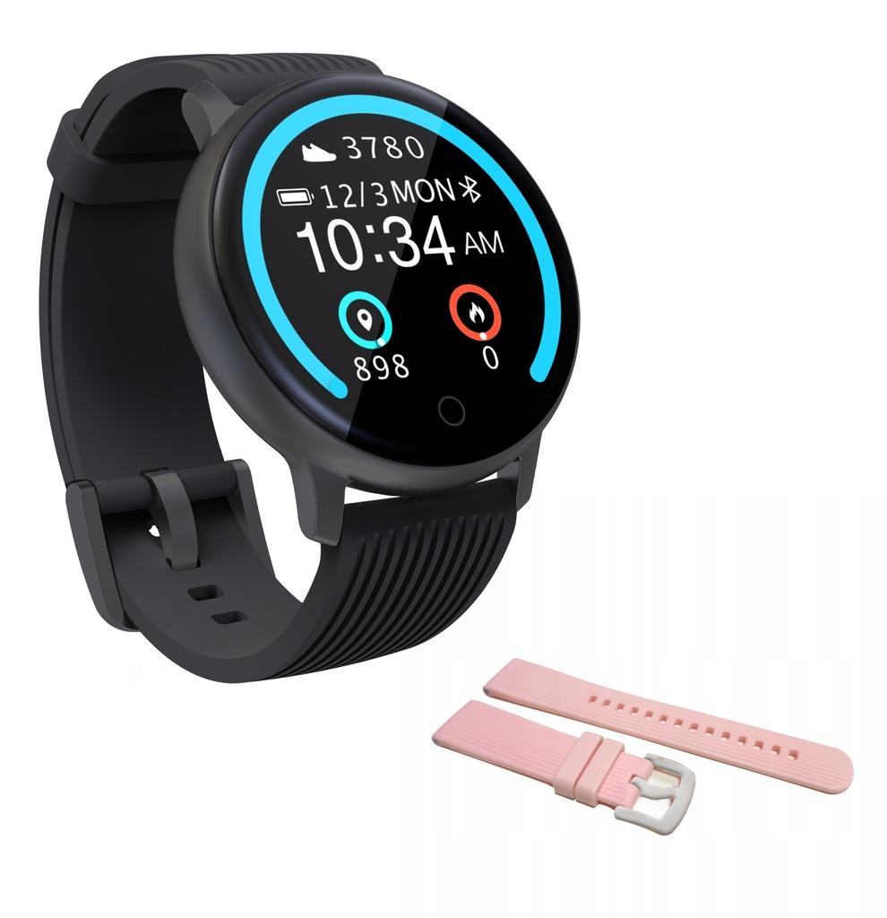 LENOVO BLAZE Smartwatch Zegarek Sportowy ZESTAW