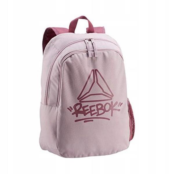 Plecak Reebok Kids Foundation Różowy