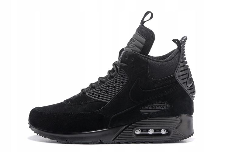 Nike Air Max 90 Sneakerboot ZIMOWE 684714 016 r.40